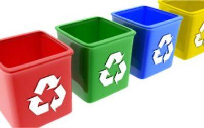 Conheça a reciclagem do plástico